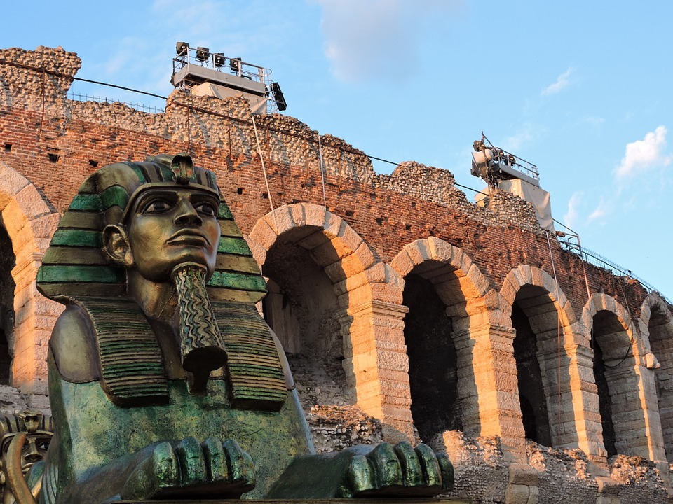 AIDA ALL'ARENA DI VERONA
