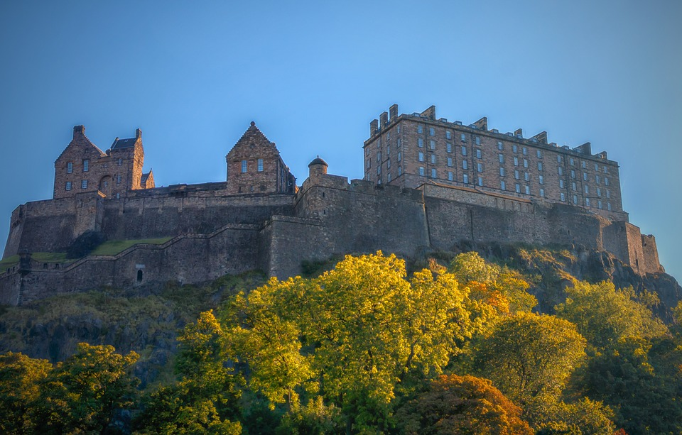 WEEKEND A EDIMBURGO