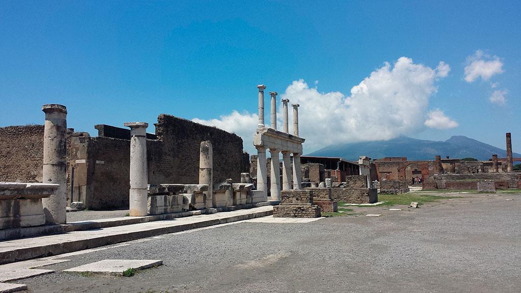 Mini Tour della Campania 2