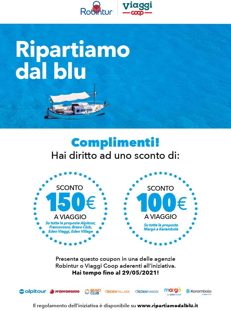 Coupon_Robintur_Alpitour-RIPARTIAMO-DAL-BLU
